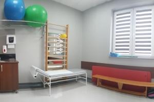 sala gimnastyczna rehabilitacji