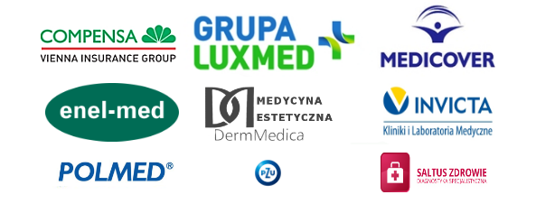 Świadczenia komercyjne - partnerzy medyczni
