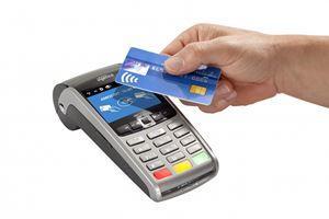 W gabinecie medycyny estetycznej istnieje możliwość płatności kartą płatniczą.